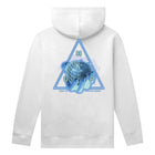Load image into Gallery viewer, HUF Forbidden Domain Hoodie Mens Hoodie White