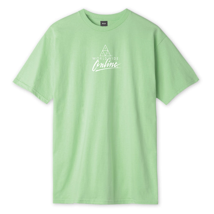 HUF Forbidden Domain T-Shirt Mint