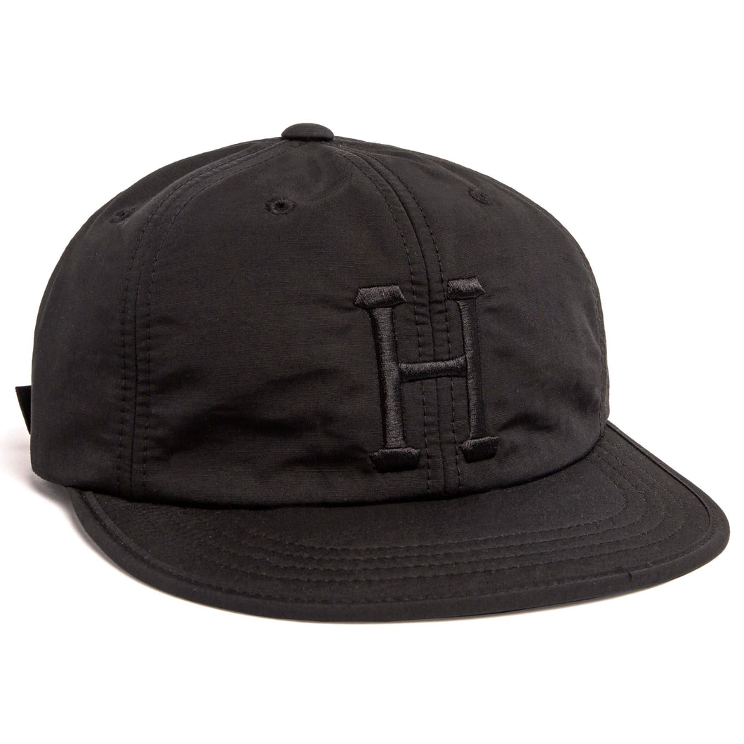 Huf Formless Classic H 6 Panel Hat Black