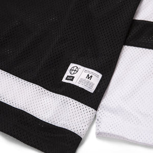 HUF Fulton Long Sleeve Jersey Black