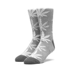 Load image into Gallery viewer, HUF Glow Flake Plantlife Sock Mens Sock Grey Heather
