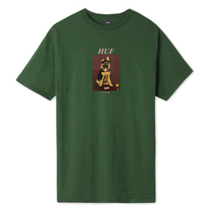 HUF Good Boy T-Shirt Forest Green