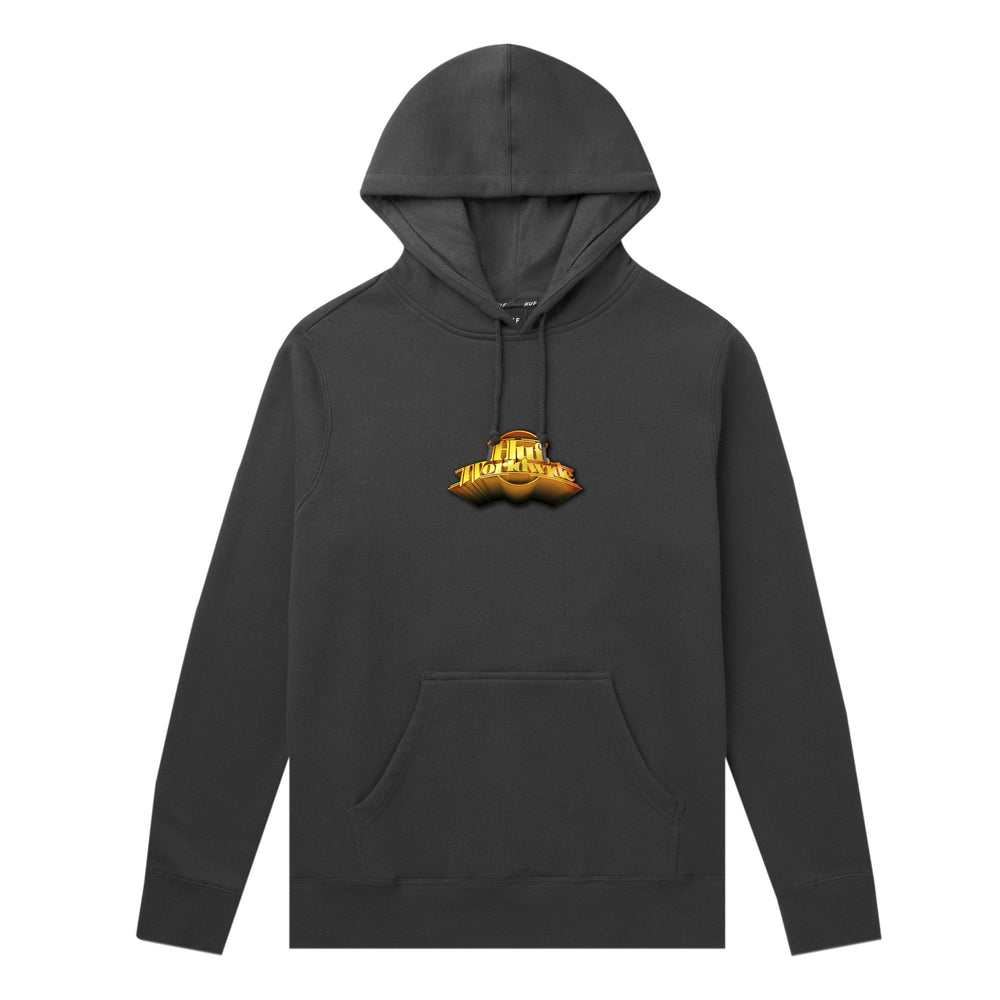 HUF Greatest Hits Classic H Hoodie Black
