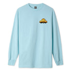 Load image into Gallery viewer, HUF Greatest Hits Long Sleeve T-Shirt Mens LS Tee Greek Blue