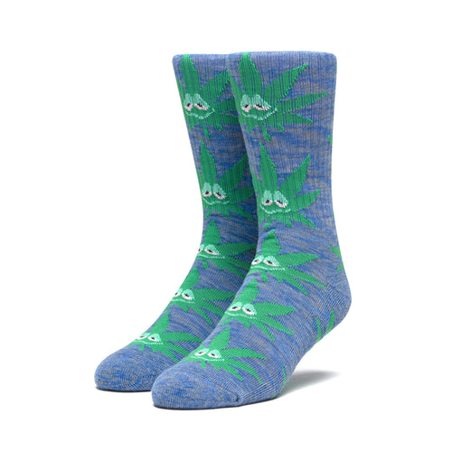Huf Green Buddy Sock French Navy