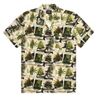 Load image into Gallery viewer, HUF GREEN THUMB S/S WOVEN TOP Green