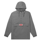 Load image into Gallery viewer, HUF Harlem Anorak Jacket Harbor Grey