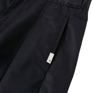 HUF Harlem Wide Pant Womens Trouser Black