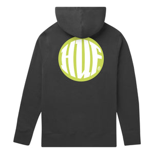 HUF High Definition Hoodie Mens Hoodie Black