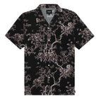Load image into Gallery viewer, HUF Highline Short Sleeve Woven Shirt Black