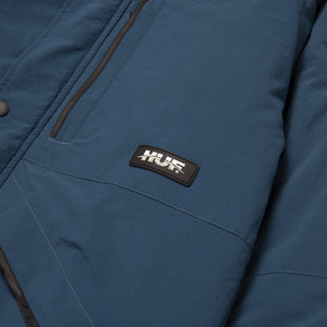 HUF Horizon Trail Jacket Digital Teal