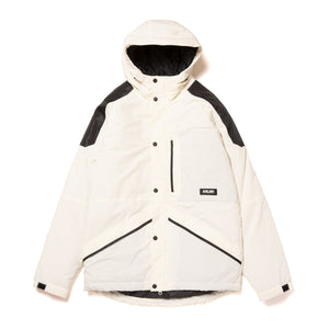 HUF Horizon Trail Jacket Unbleached