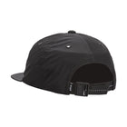 Load image into Gallery viewer, HUF HUF Offset 6 Panel Hat Black