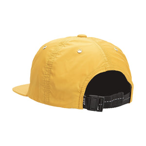 HUF HUF Offset 6 Panel Hat Hot Pink