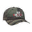 HUF OR DIE CV 6 PANEL HAT MENS CAP BLACK