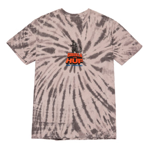 HUF HUF VS GODZILLA T-SHIRT GREY