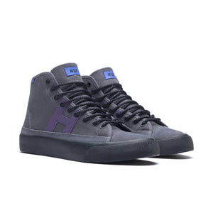 HUF Hupper 2 Hi Mens Trainer Charcoal
