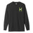 HUF ITSALIVING CLASSIC H LONG SLEEVE T-SHIRT MENS LS TEE BLACK
