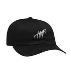 Load image into Gallery viewer, HUF itsaliving HUF Curved Visor Hat Mens Cap Black