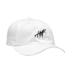 Load image into Gallery viewer, HUF itsaliving HUF Curved Visor Hat Mens Cap Off White