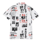 Load image into Gallery viewer, Huf Kill Bill Short Sleeve Woven Shirt White