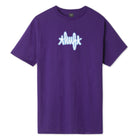 Load image into Gallery viewer, HUF Landmark Logo T-Shirt Purple