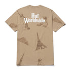Load image into Gallery viewer, HUF Landmarks T-Shirt Unbleached