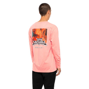 HUF Last Caress Long Sleeve T Shirt Mens Desert Flower