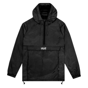 HUF Liberty Anorak Black