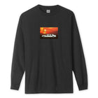 Load image into Gallery viewer, HUF Limi Long Sleeve T-Shirt Black