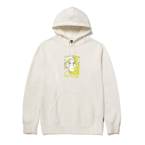 HUF Make Em Cry 1984 Pullover Hoodie Unbleached