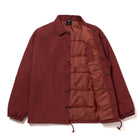 Load image into Gallery viewer, HUF Marka Coach Jacket Brick