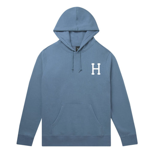 HUF DYSTOPIA PULLOVER HOODIE DRIED HERB