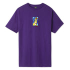Load image into Gallery viewer, HUF Messed Up Bunny T-Shirt Purple