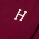 Load image into Gallery viewer, HUF Monogram Classic H Long Sleeve T-Shirt Brick