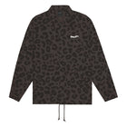 Load image into Gallery viewer, HUF Neo Leopard Coach Jacket Mens Jacket Black