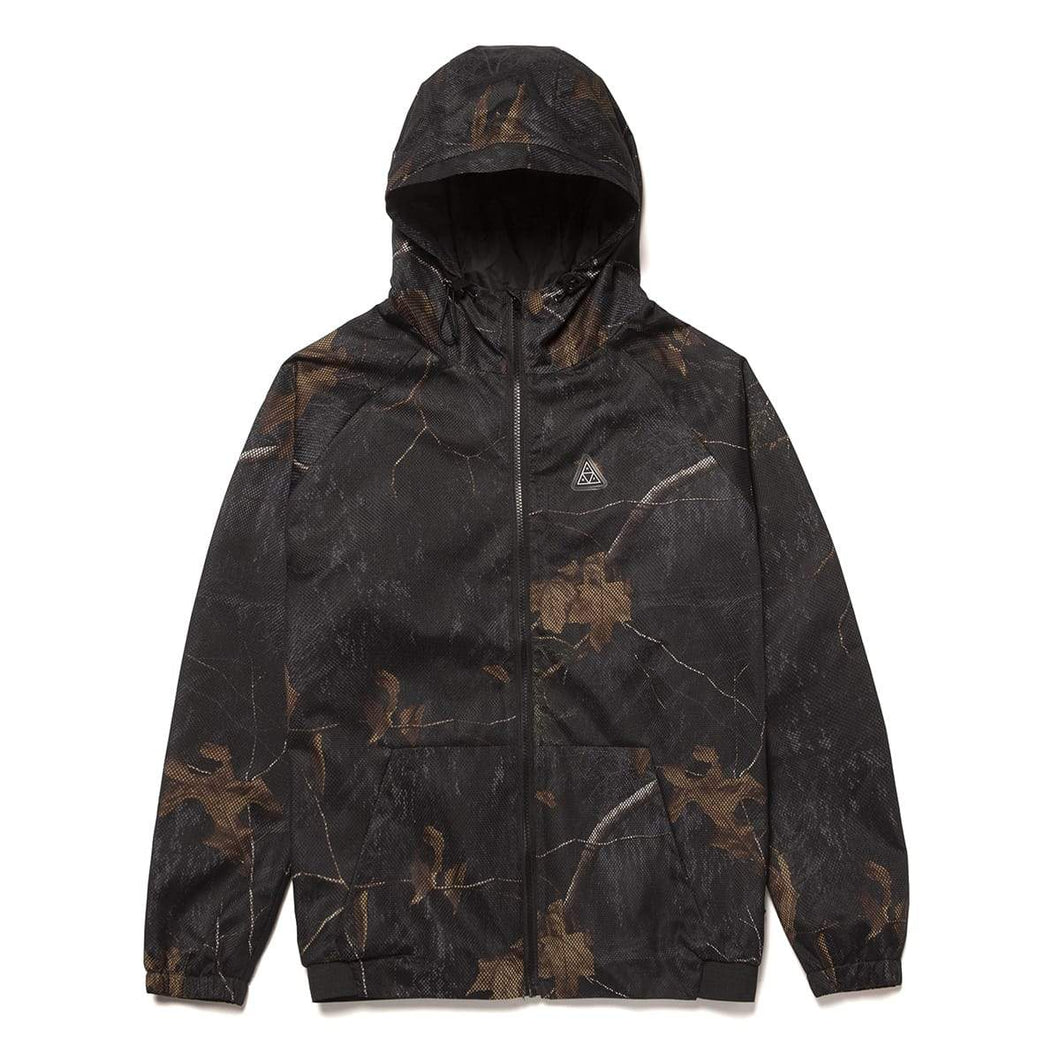 Huf Network Lightweight Jacket Realtree Black