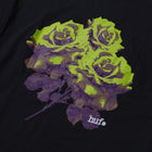 Load image into Gallery viewer, HUF Neu Rose T-Shirt Black