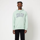 Load image into Gallery viewer, HUF Paisley Hoodie Mens Hoodie Beryl Green