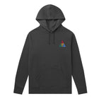 Load image into Gallery viewer, HUF Peak Sportif Pullover Hoodie Black