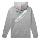 Load image into Gallery viewer, HUF Peak Sportif Pullover Hoodie Grey Heather