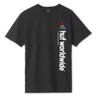 Load image into Gallery viewer, HUF Peak Sportif T-Shirt Black