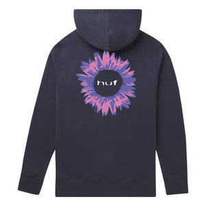 HUF Peaking Pullover Hoodie French Navy