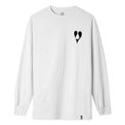 Load image into Gallery viewer, HUF Phil Frost LS Tee White