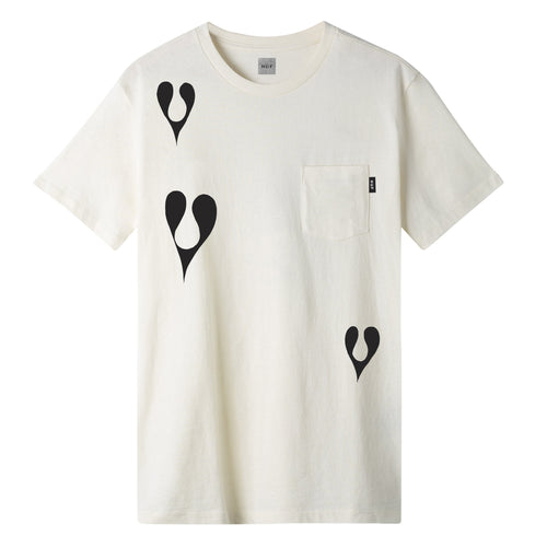 HUF Phil Frost Pocket Tee Natural