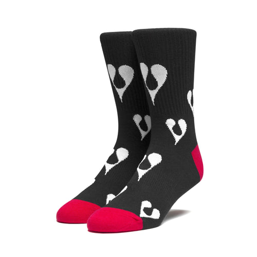 HUF Phil Frost Socks Black