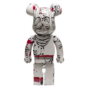HUF Phil Frost Bearbrick 1000 White