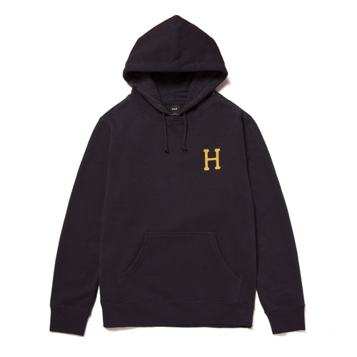 HUF Planta Pullover Hoodie French Navy