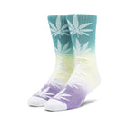 Load image into Gallery viewer, HUF Plantlife Gradient Dye Sock Aqua