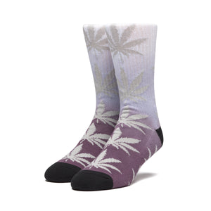 Huf Plantlife Gradient Dye Sock Purple